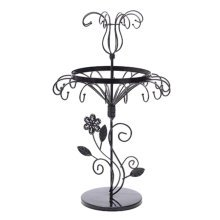 Jewelry Organizer Ring Necklace Earring Bracelet Holder Stand Display Board No.6