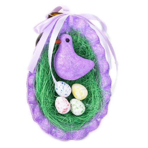 Easter Decoration Children's Party Decorations Easter Eggs Decorations[D]