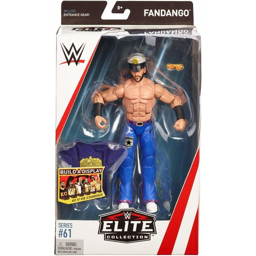WWE Elite - Series 61 - Fandango Figure