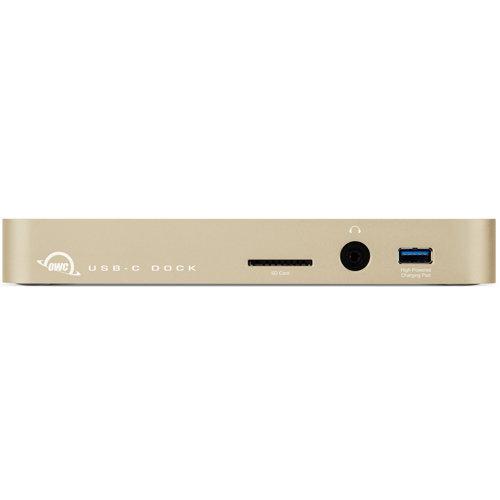 OWC TCDOCK11PGD USB 3.0 (3.1 Gen 1) Type-B Gold