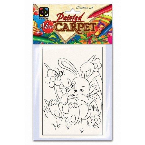 Elf797062 - Josephin - Carpet Painting (mini) - Bunny