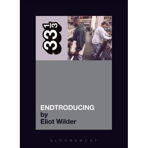 """DJ Shadow """"Endtroducing"""" (33 1/3) (33 1/3)"""