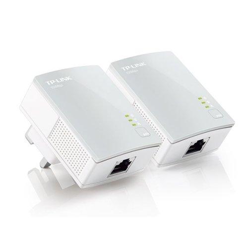 TP-LINK AV600 Nano Powerline Adapter Starter Kit PowerLine network adapter