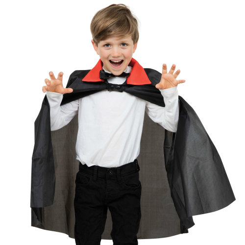 Kids Vampire Dracula Cape