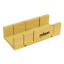 230mm Wooden Mitre Box For Accurate Cutting