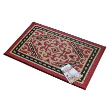 Elegant Classical Pattern Room Mat Bibulous And Skidproof Door Mats