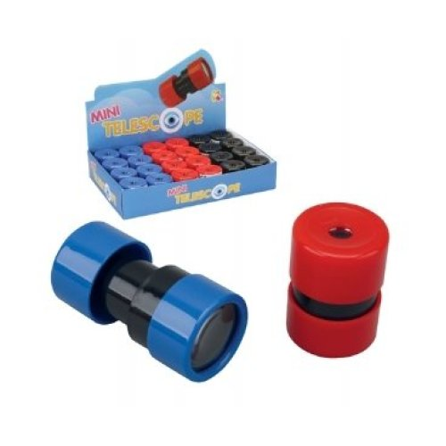 Mini Children's Telescope Assorted Colours - Toys Pocket 4 Fun Money -  telescope toys mini pocket 4 fun money
