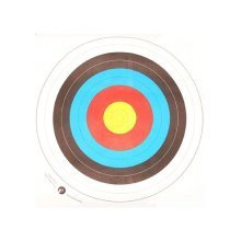 Petron - 40cm Paper Target Faces - Fita Approved - Pack of 10