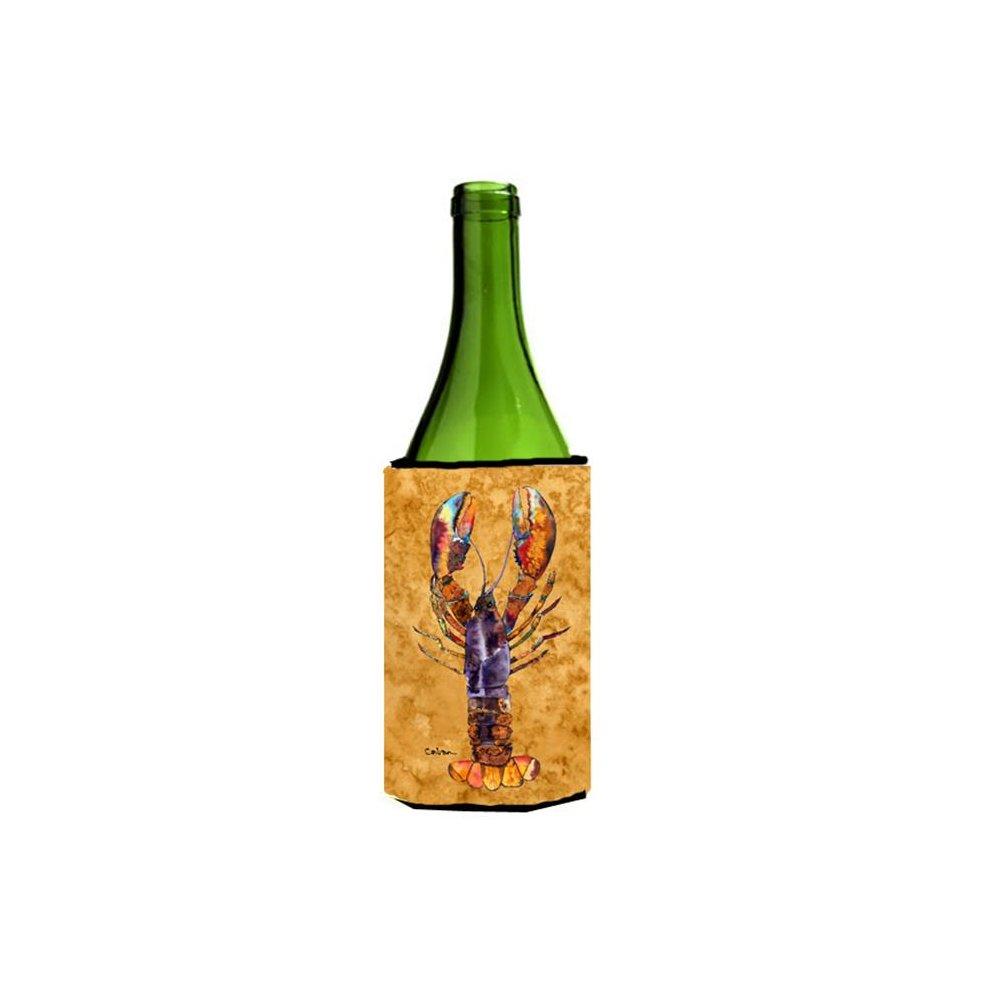 Carolines Treasures 8716LITERK Lobster Fresh Wine bottle sleeve Hugger - 24  oz