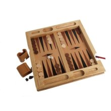 Tabletop Backgammon Set