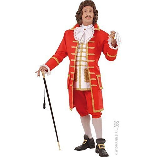 Mens Peter The Great Costume Extra Large Uk 46