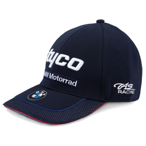 TYCO BMW Motorrad Official Motorcycle Motorsport Baseball Cap