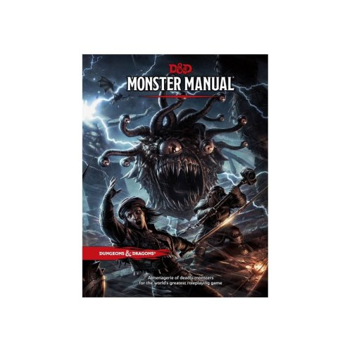 Dungeons & Dragons 5th Edition Monster Manual