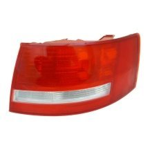 Audi A6 Mk2 6/2004-2008 Saloon Rear Tail Light Drivers Side O/s