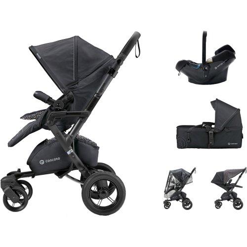 Concord Neo Mobility Set - Cosmic Black
