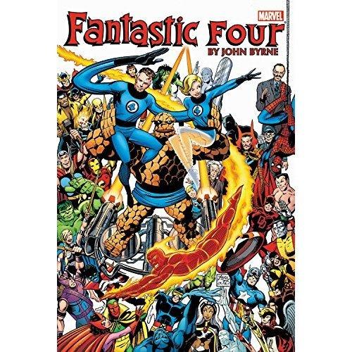 Fantastic Four by John Byrne Omnibus Vol. 1 (New Printing) (Fantastic Four Omnibus)
