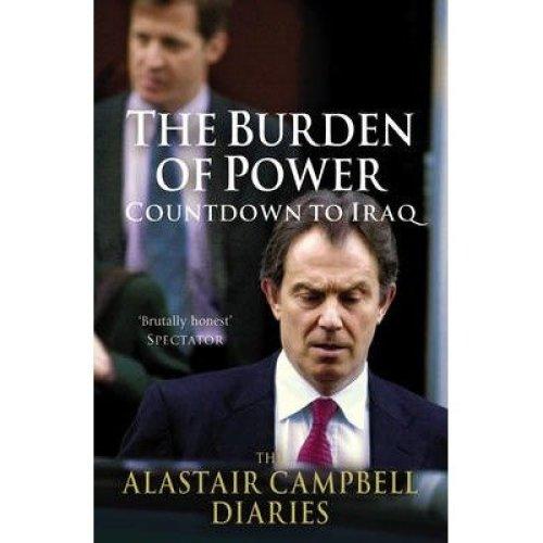 The Burden of Power: Volume 4