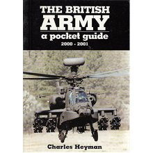 The British Army 2000-01: A Pocket Guide