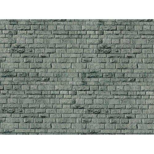 3x Porphyry Wall Cardboard - Vollmer 47369 - N decor - free post