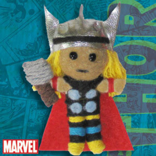 Cell Phone Charm - Marvel - Thor New Gifts Toys string Doll vd-mvl-0002