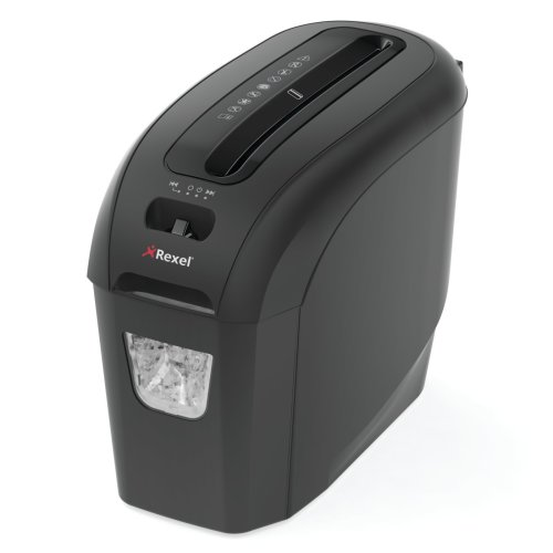 Rexel ProStyle+ 5 Cross Cut Shredder paper shredder