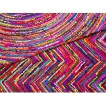 Carpet - Rug - Multicolour - Cotton - MALATYA