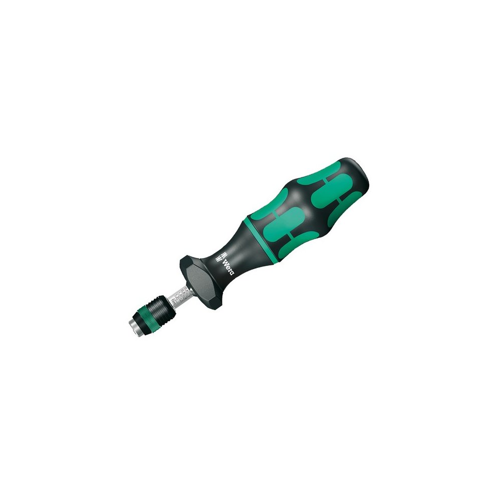 Wera 074701 Adjustable Torque Screwdriver 1 2 - 3 0 Nm