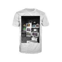 ATARI Computer Screens Mens Large T-Shirt, White (TS870020ATA-L)