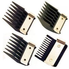 Wahl No.1-4 Attachment Comb Set METAL Backed