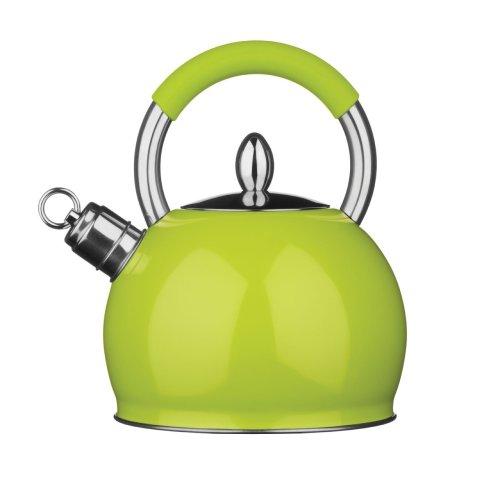 Whistling Kettle, 2.4 Litre - Lime Green