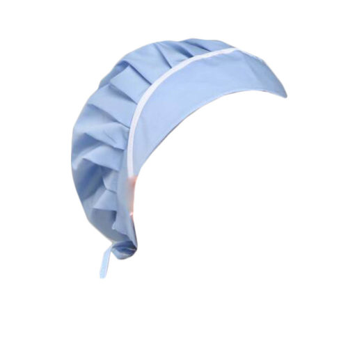 Adjustable Size Chef Hat Suitable for Cooking and Make Cake, Blue