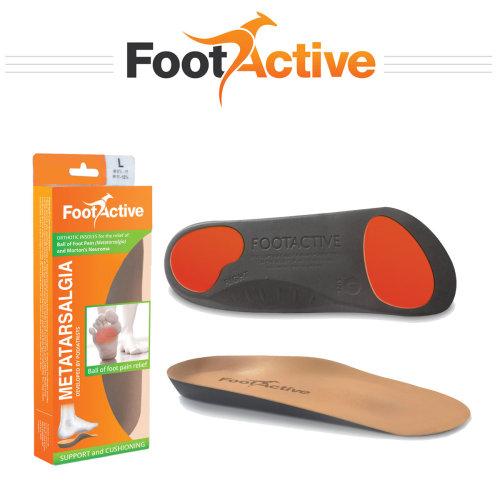 FootActive METATARSALGIA insoles
