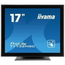 Iiyama T1732MSCB1X 17In Touchscreen LCD Monitor -DVI VGA